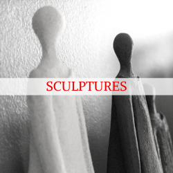 Venez découvrir les Sculptures de l'Atelier de la Terre Ronde