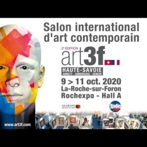 Salon international d'art contemporain en Haute Savoie